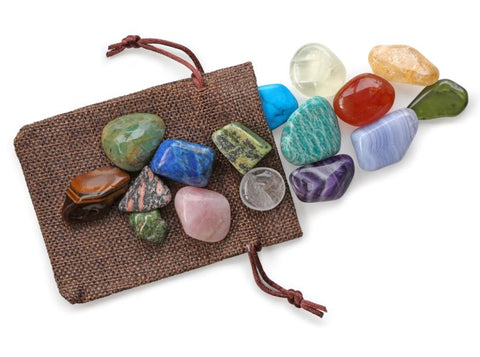 Healing Crystals - Global Goddess Homewares