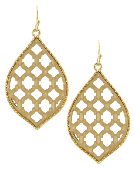Eastern Allure - Earrings - Global Goddess Homewares
