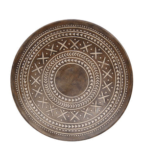Tribal Gatherings - Plate / Wall Art - Global Goddess Homewares