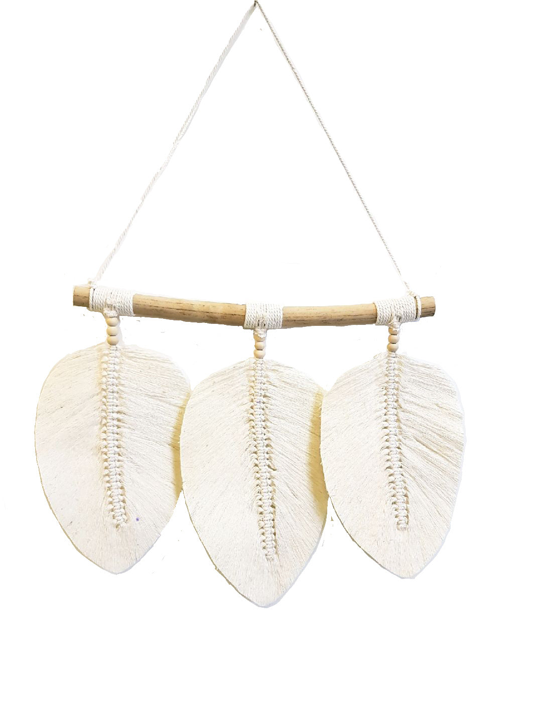 Leaves of Rwanda - Wall Hanging - Global Goddess Homewares