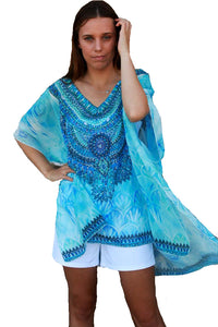 Arabian Sky - Kaftan - Global Goddess Homewares