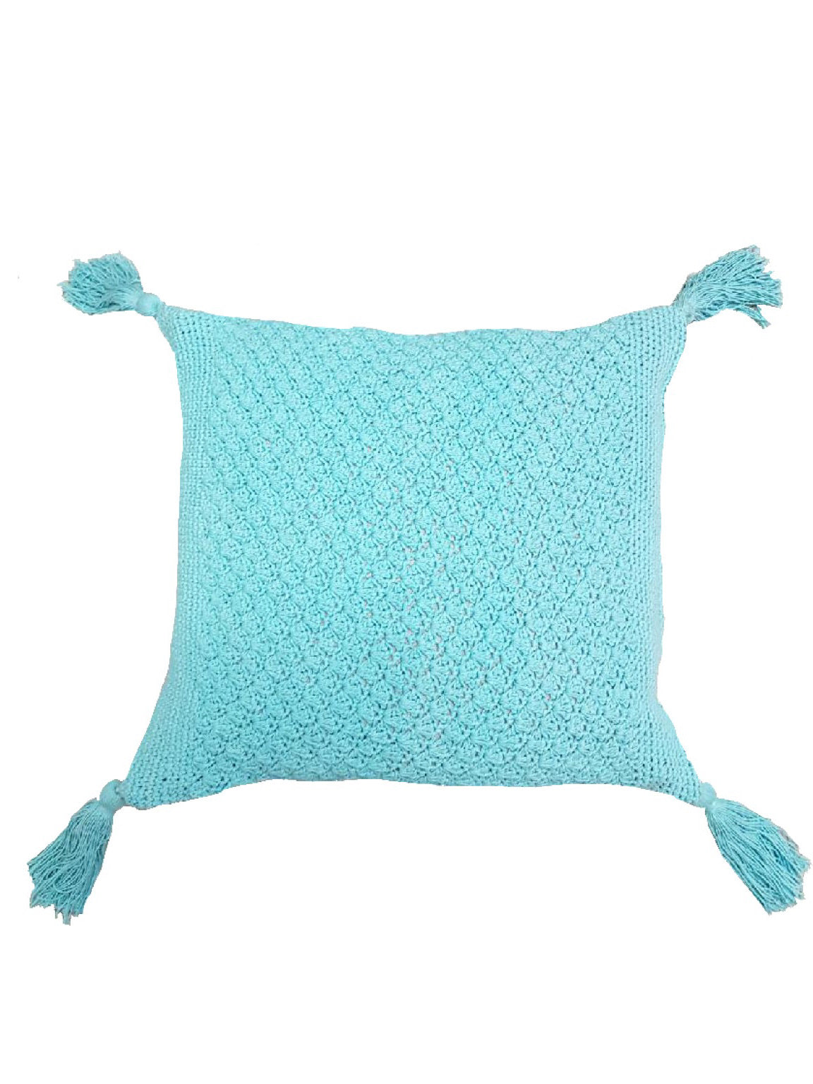 Aqua Sea of Sanur - Cushion - Global Goddess Homewares