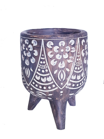 Flowers of Africa - Bowl - Global Goddess Homewares