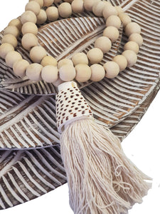 Tribal Beads of Mali - Hanging Beads - Global Goddess Homewares