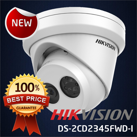 HIKVISION DS-2CD2345FWD-I