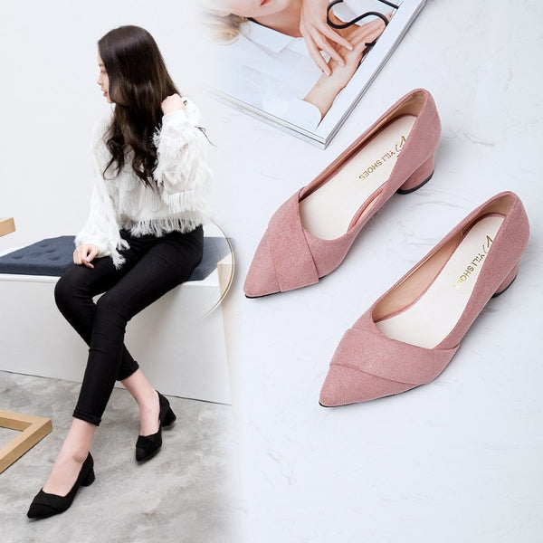 2019 new summer pointed sexy high heel sandals women's brand designer fashion ladies thick with high heel sandals a3