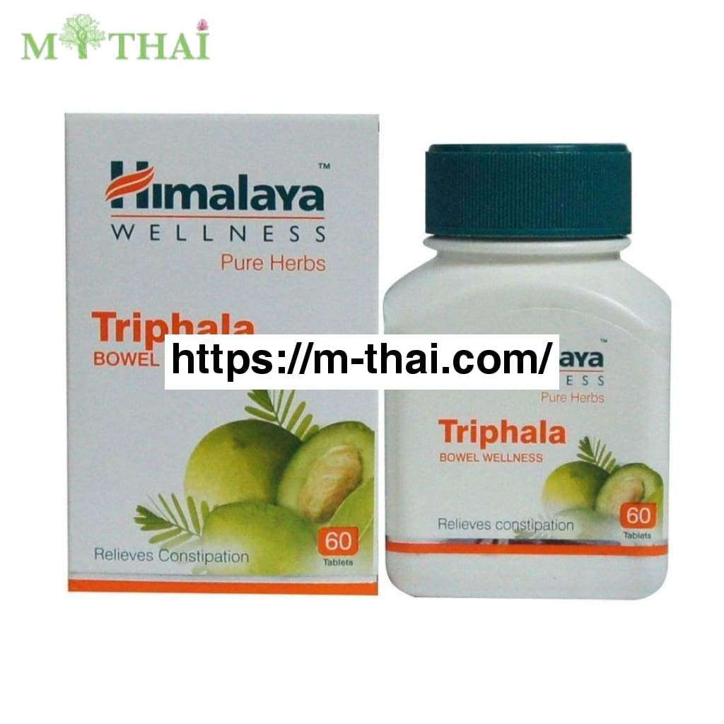 Натуральный препарат Трифала Himalaya Wellness