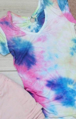 Day Dreaming TIE DYE TUNIC XS-3XL
