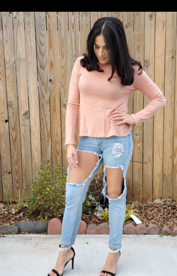 RESTOCKED** Bella Denim