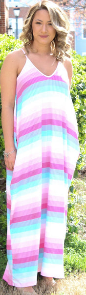 By Your Side Maxi Dress - Rural Aura