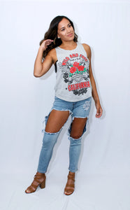 Distressed Jeans Women