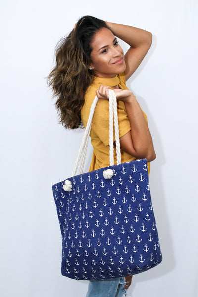 Anchors Away Tote
