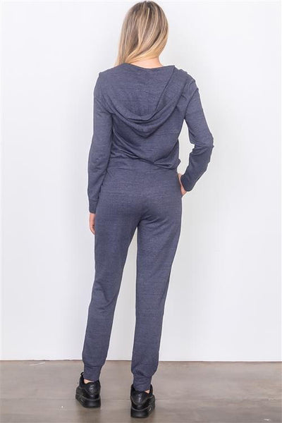 Social Distance Cozy Jumpsuit - Rural Aura
