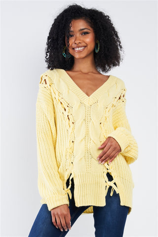 Sunshine Oversized Sweater
