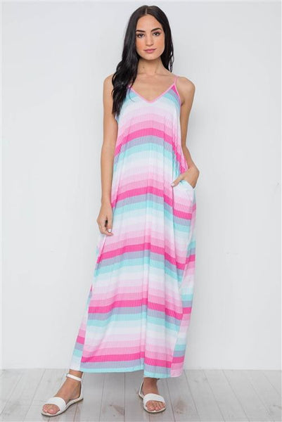 By Your Side Maxi Dress (Single)