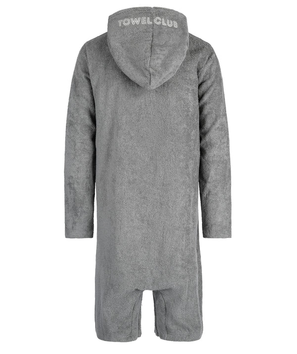 Towel Jumpsuit Grey