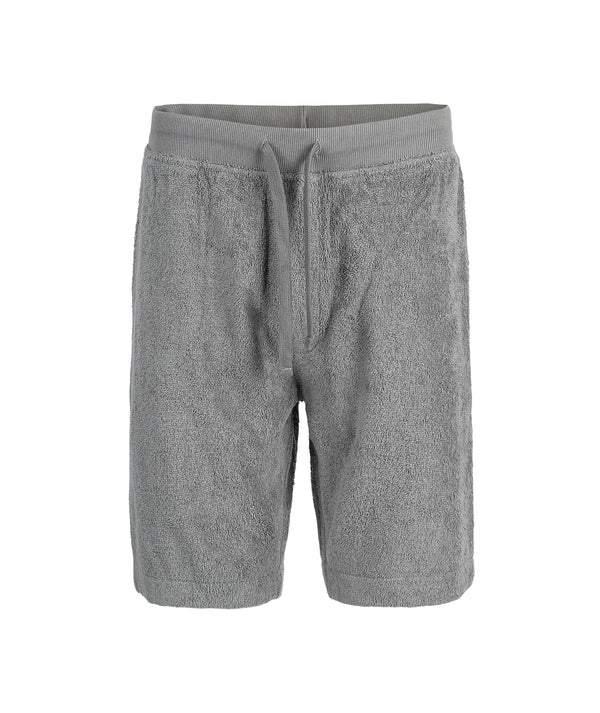 Towel Shorts Grey