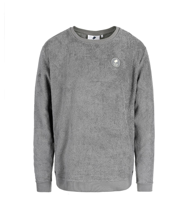 Towel Crewneck Grey