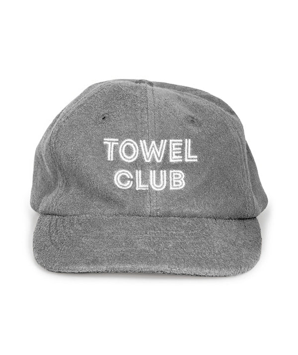 Towel Member Hat Grey
