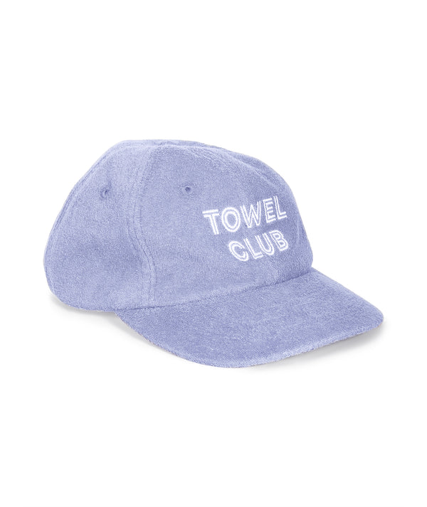 Towel Club Member Hat Soft Violet