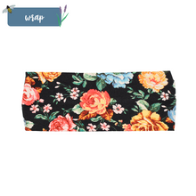 Load image into Gallery viewer, Black Floral