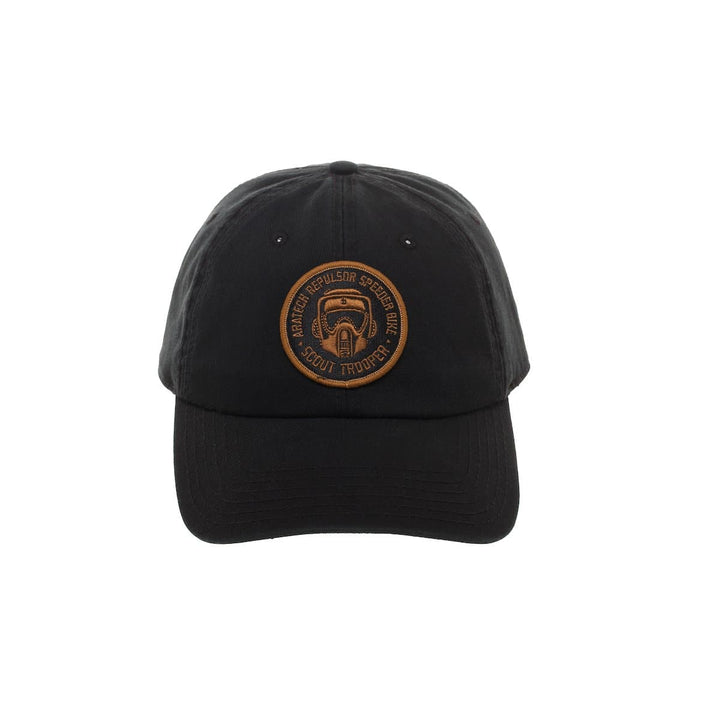 Star Wars Endor Black Dad Hat