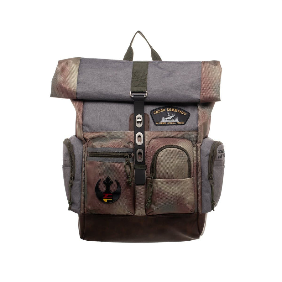 Star Wars Endor Rolltop Backpack