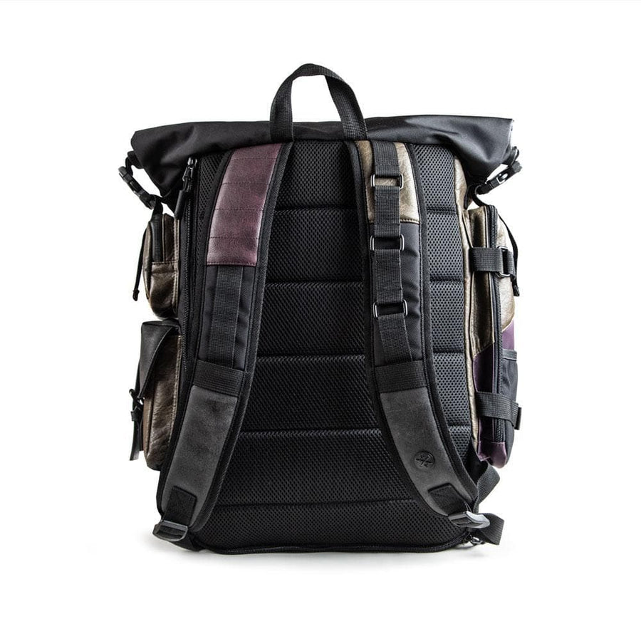 Batman & Joker Roll-Top Backpack