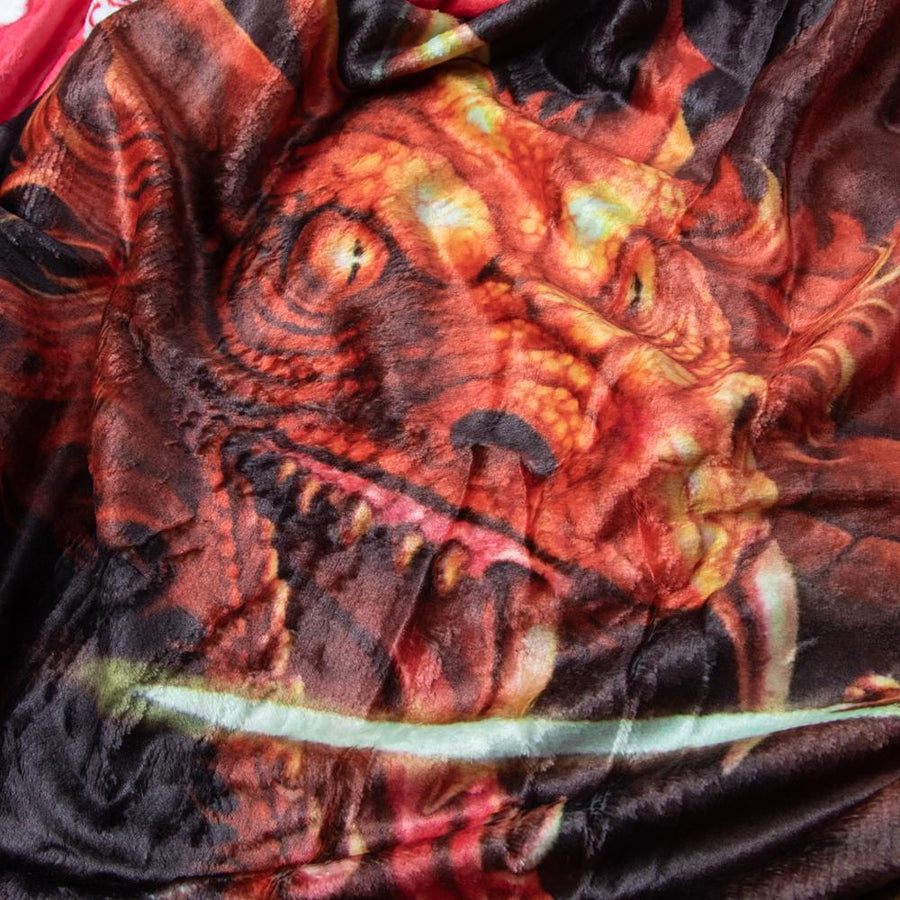 D&D Classic Cover Throw Blanket