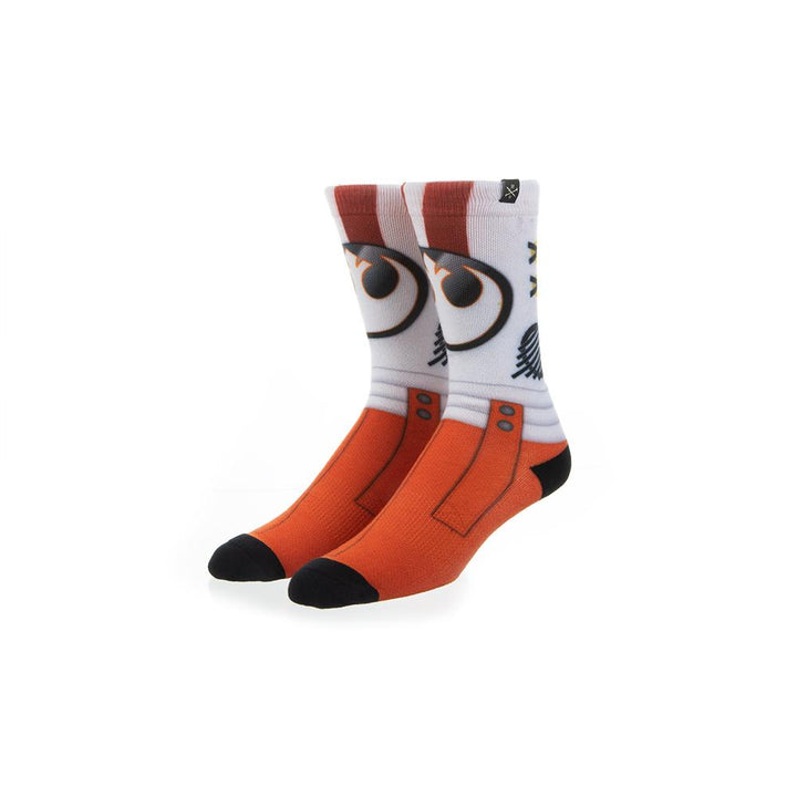 Star Wars Rebel Pilot Mens 360 Crew Socks