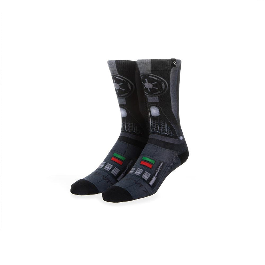 Star Wars Darth Vader Mens 360 Crew Socks