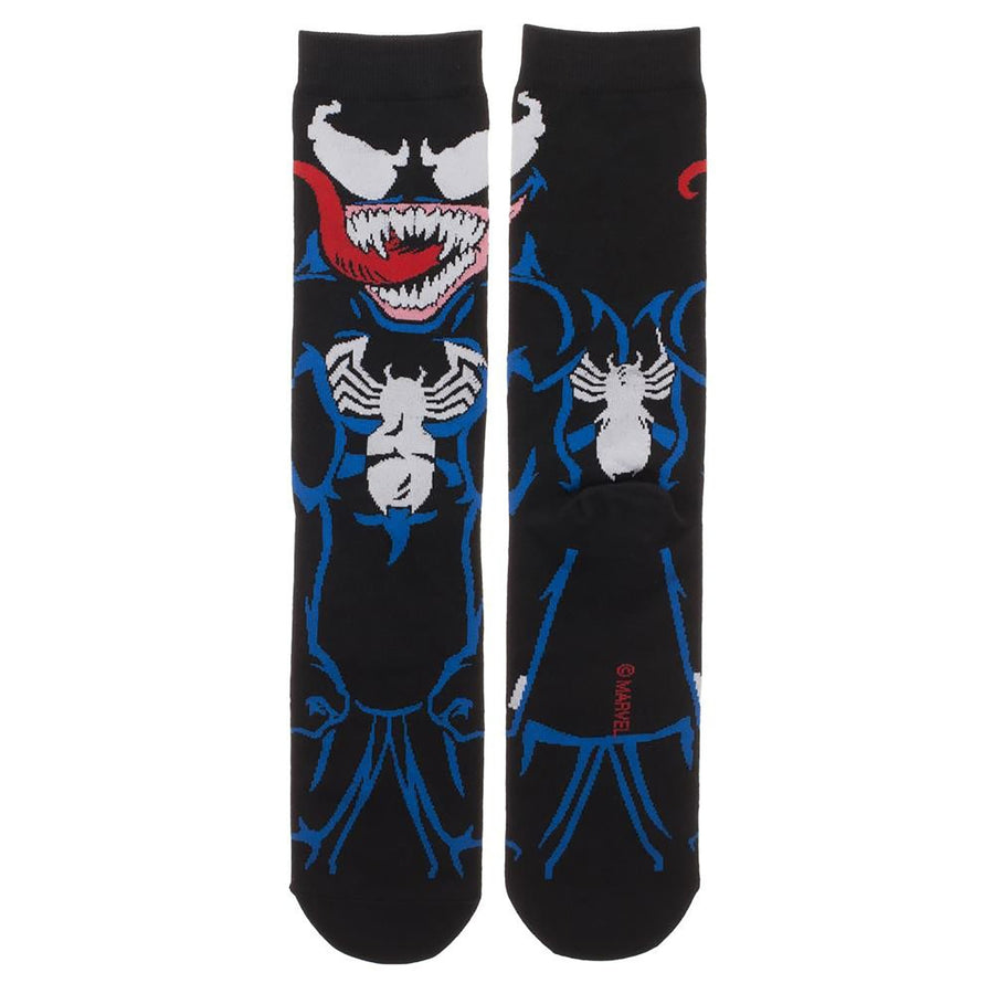 Marvel Venom Crew Socks