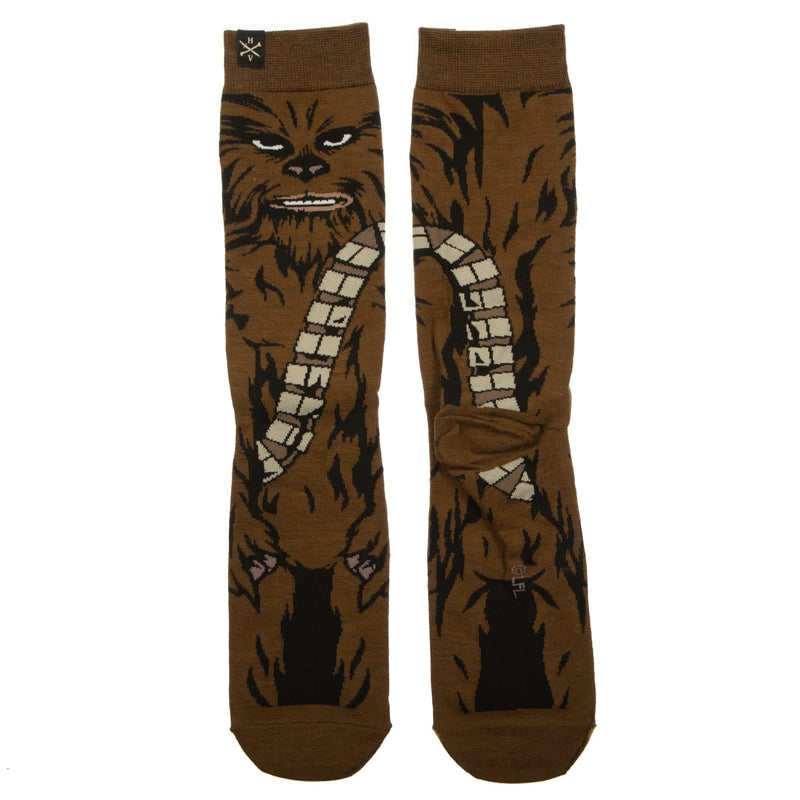 Star Wars Chewbacca Crew Socks