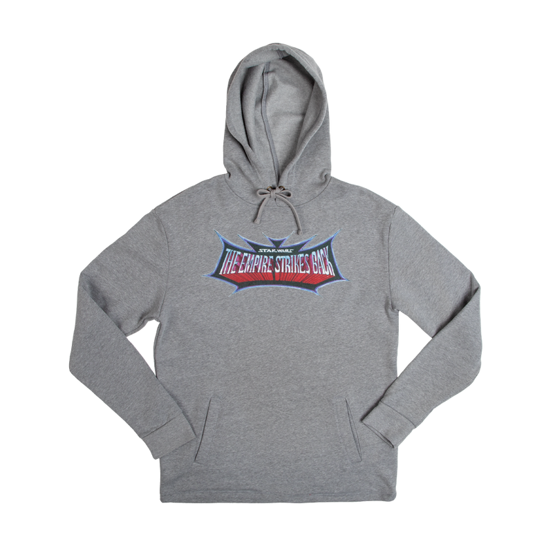 Empire Strikes Back Logo Concept Hoodie
