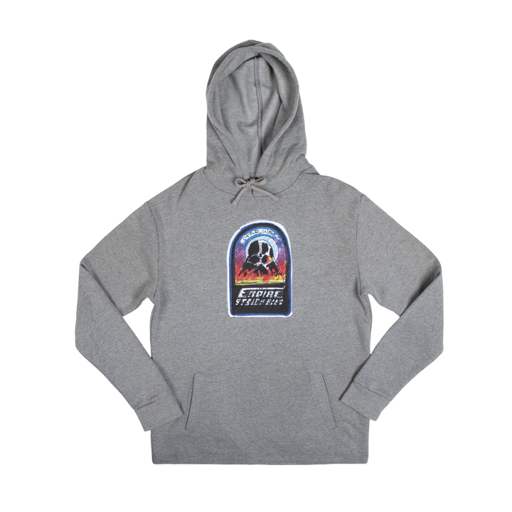 Empire Strikes Back Concept Sketch Grey Hoodie