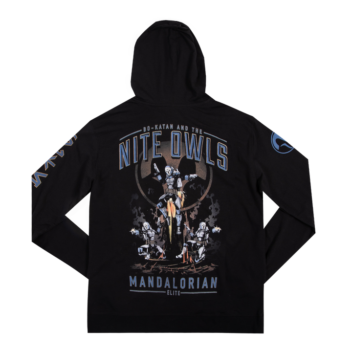 Star Wars Bo-Katan And The Nite Owls Hoodie