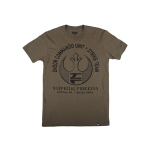 Star Wars Endor Commando Unit Olive Tee