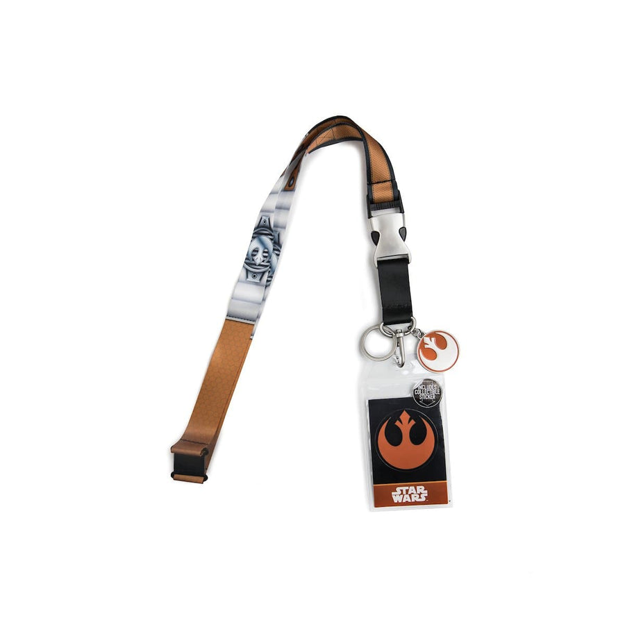 Star Wars X Wing Lanyard