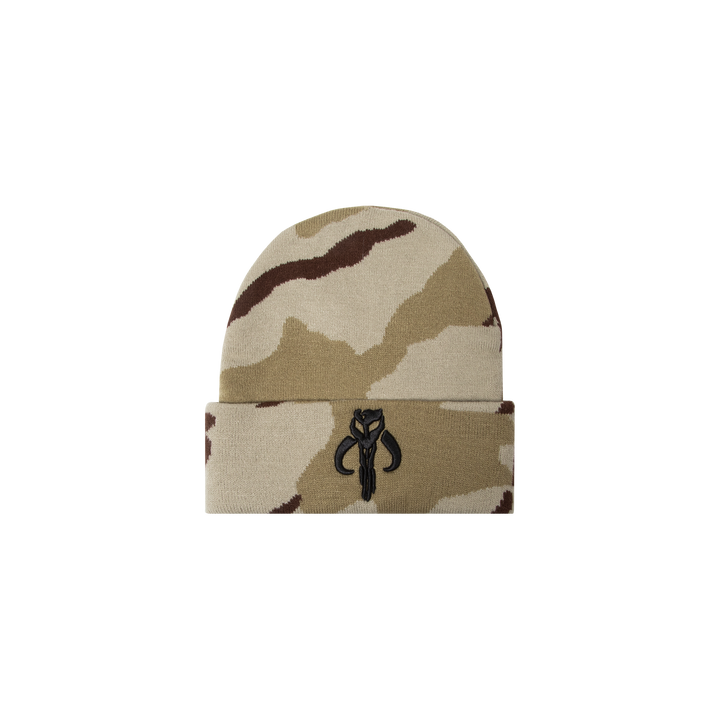 Star Wars Warriors of Mandalore Camo Beanie