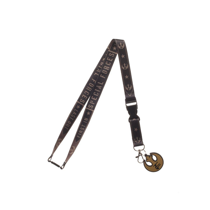 ENDOR COMMANDO LANYARD