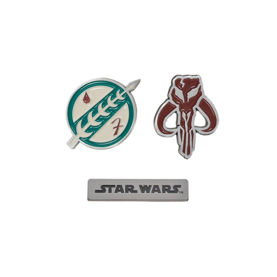 Star Wars Boba Fett Lapel Pin Set