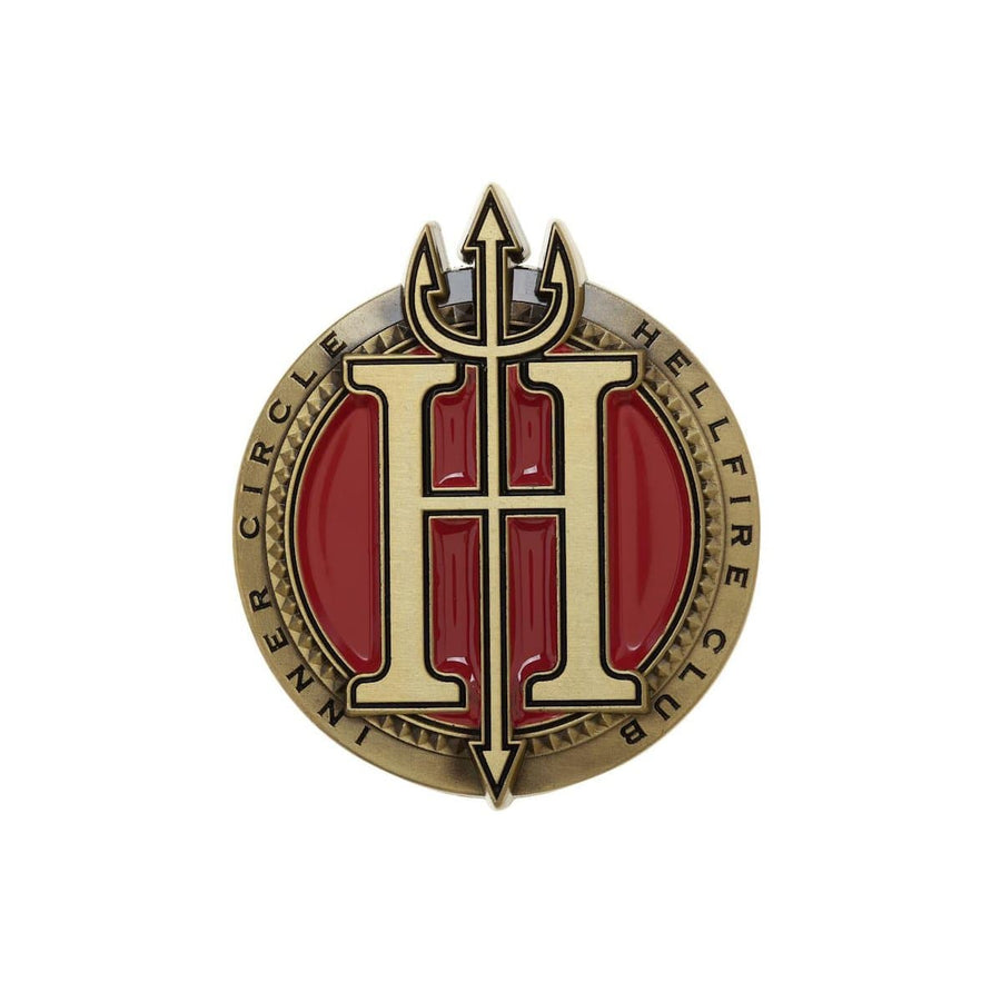 Marvel Hellfire Club Lapel Pin