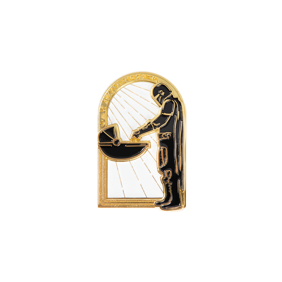 The Clan of 2 Exclusive Lapel Pin