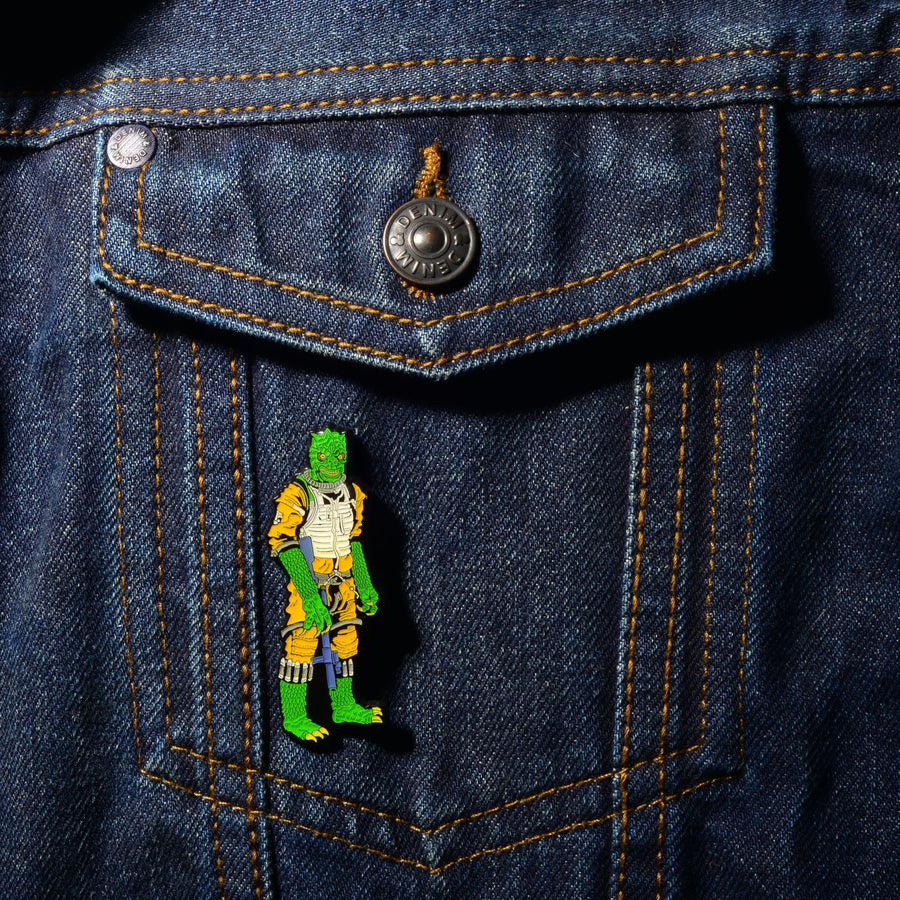Star Wars Bossk Lapel Pin