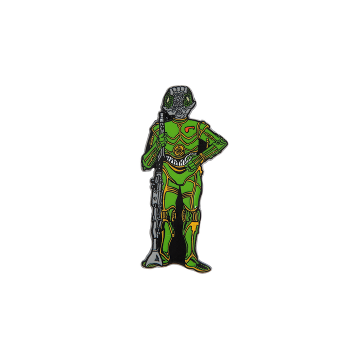 Star Wars 4-LOM Lapel Pin