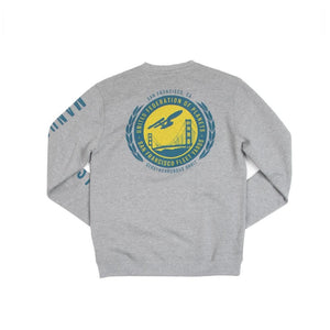 Star Trek Federation Men's Long Sleeve Fleece