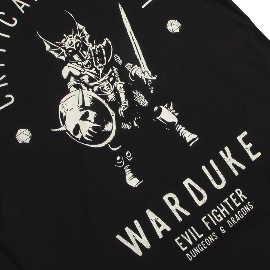 D&D Warduke Critical Threat Long Sleeve
