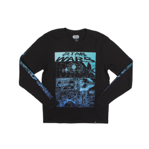 Vader's Trench Run Long Sleeve