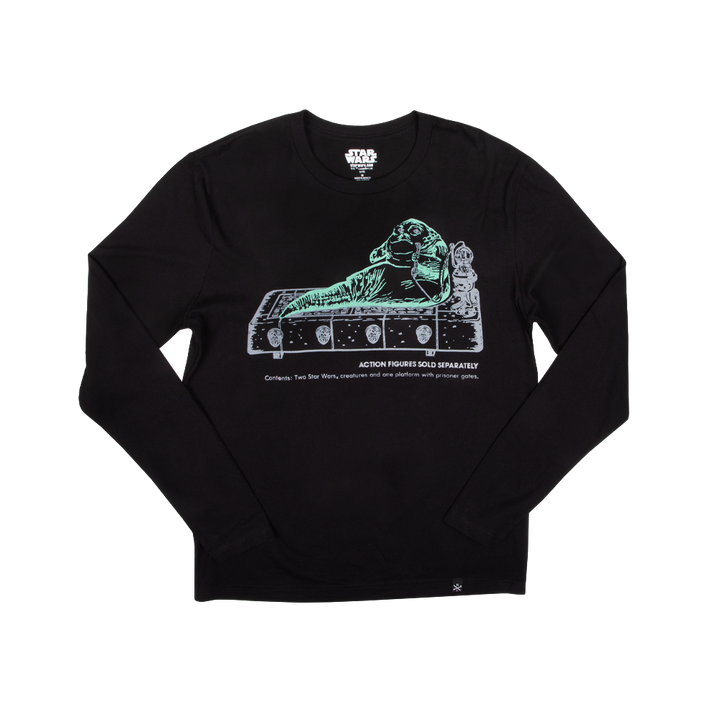 Jabba Vintage Toy Long Sleeve