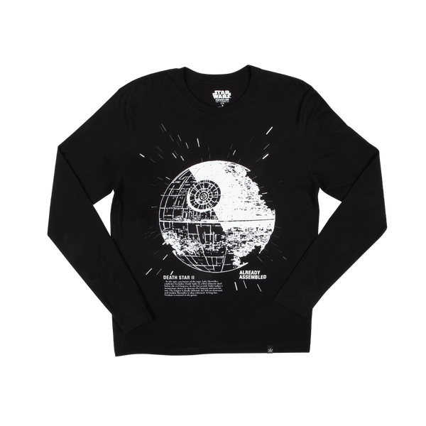 Death Star Vintage Toy Long Sleeve